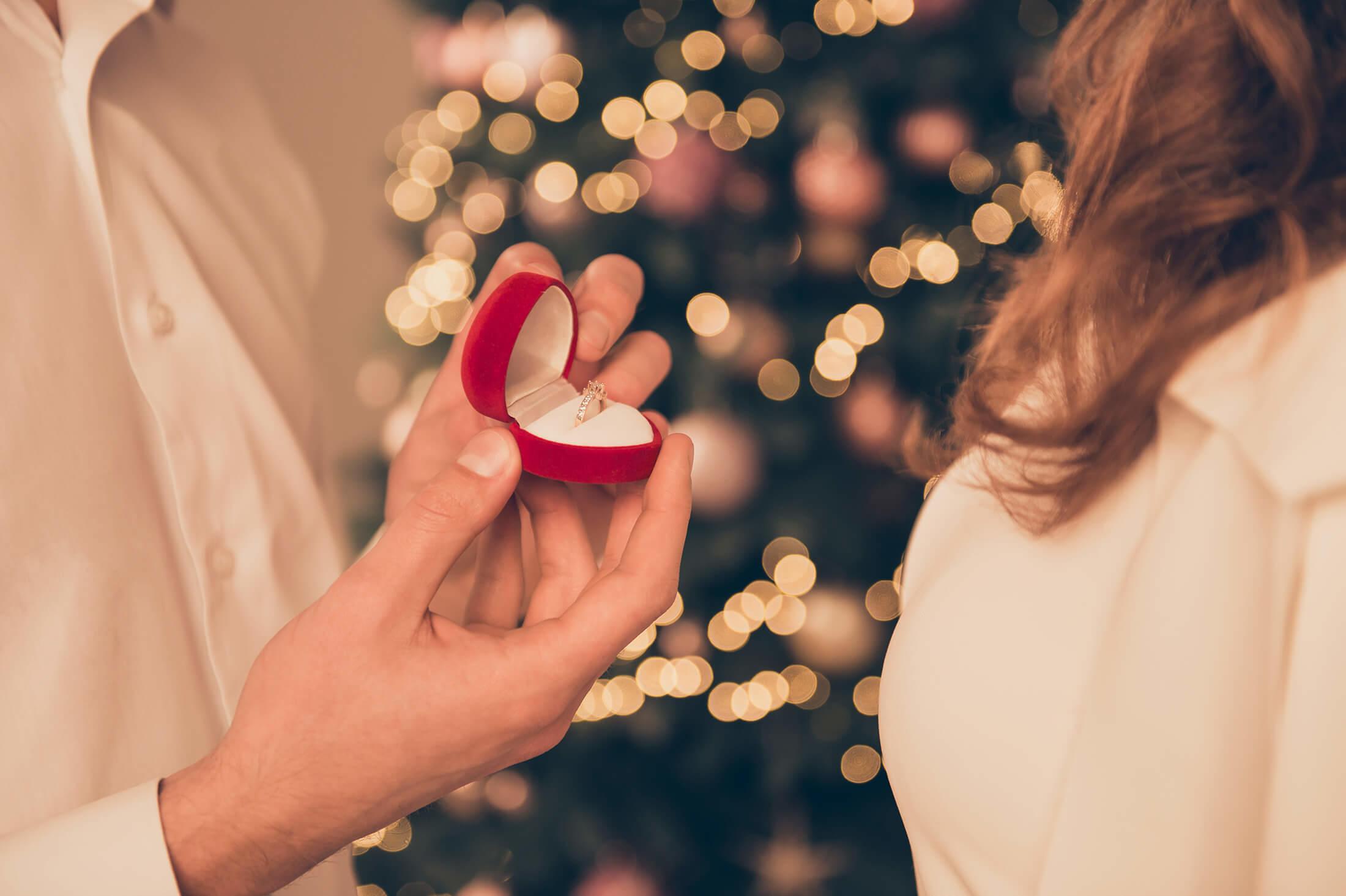 男性必見!成功に導くためのクリスマスプロポーズとは