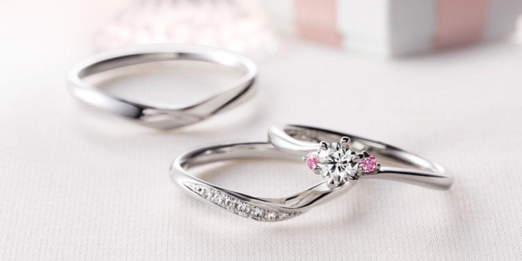 「婚約指輪」と「結婚指輪」の違いって?